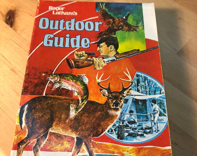 Outdoor Recreation Guide book, Sporting Book