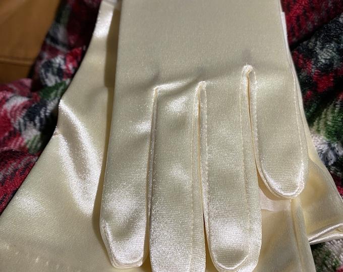 Women's formal fashion gloves, long opera gloves, retro fashion gloves