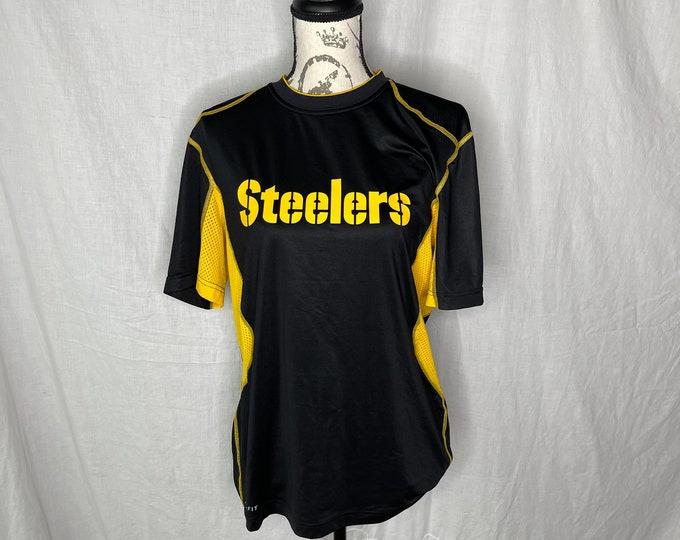 Pittsburgh Steelers Shirt, Men's NFL Football Fan Top