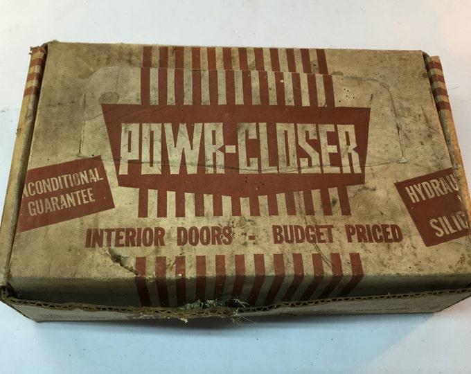 Restoration Hardware, retro Power Garage Door Closer