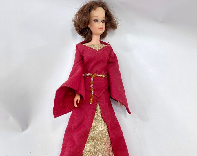 Vintage Barbie Doll, 1966 Mattel Barbie Doll, Collectible Barbie Doll