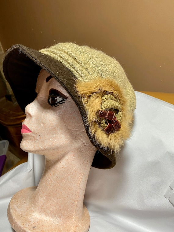 Winter Fashion Hat, stylish women's winter hat, sl
