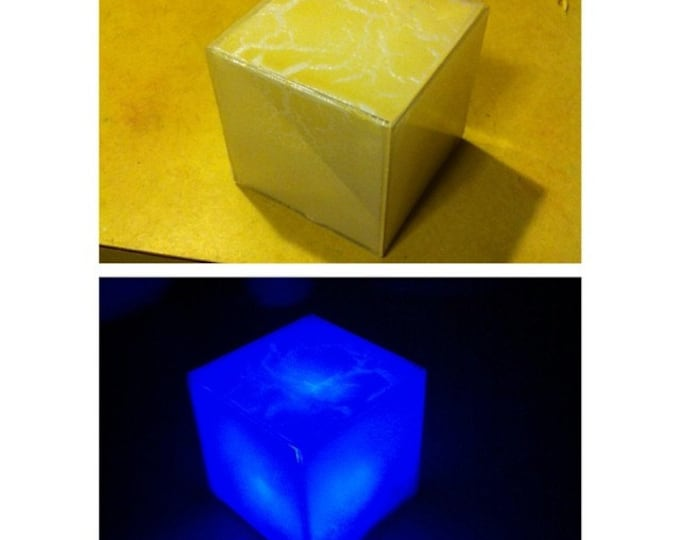 Marvel The Avengers Loki's Tesseract Cube Power cube