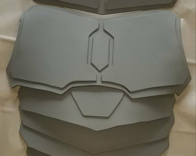 Star Wars Mandalorian Armor Trauma Plating Add-on