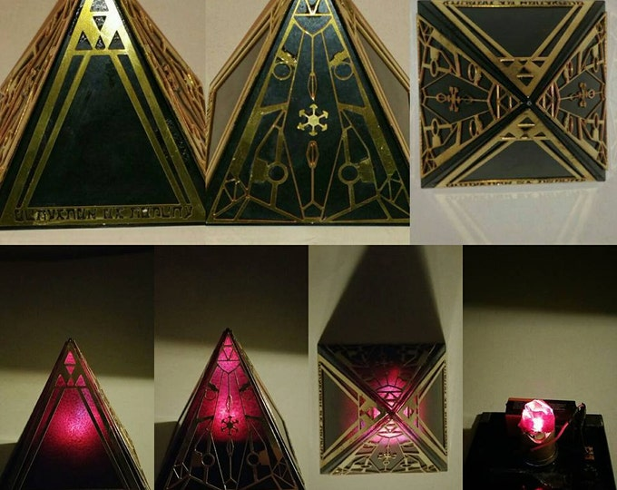 Star Wars Sith Holocron (READ DISCLAIMER)