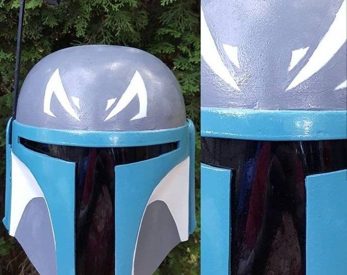 Star Wars Mandalorian Custom Helmet