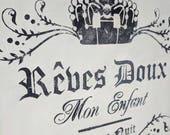 Reves Doux | sweet dreams...