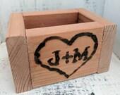 Set of 10 Wood Boxes | We...