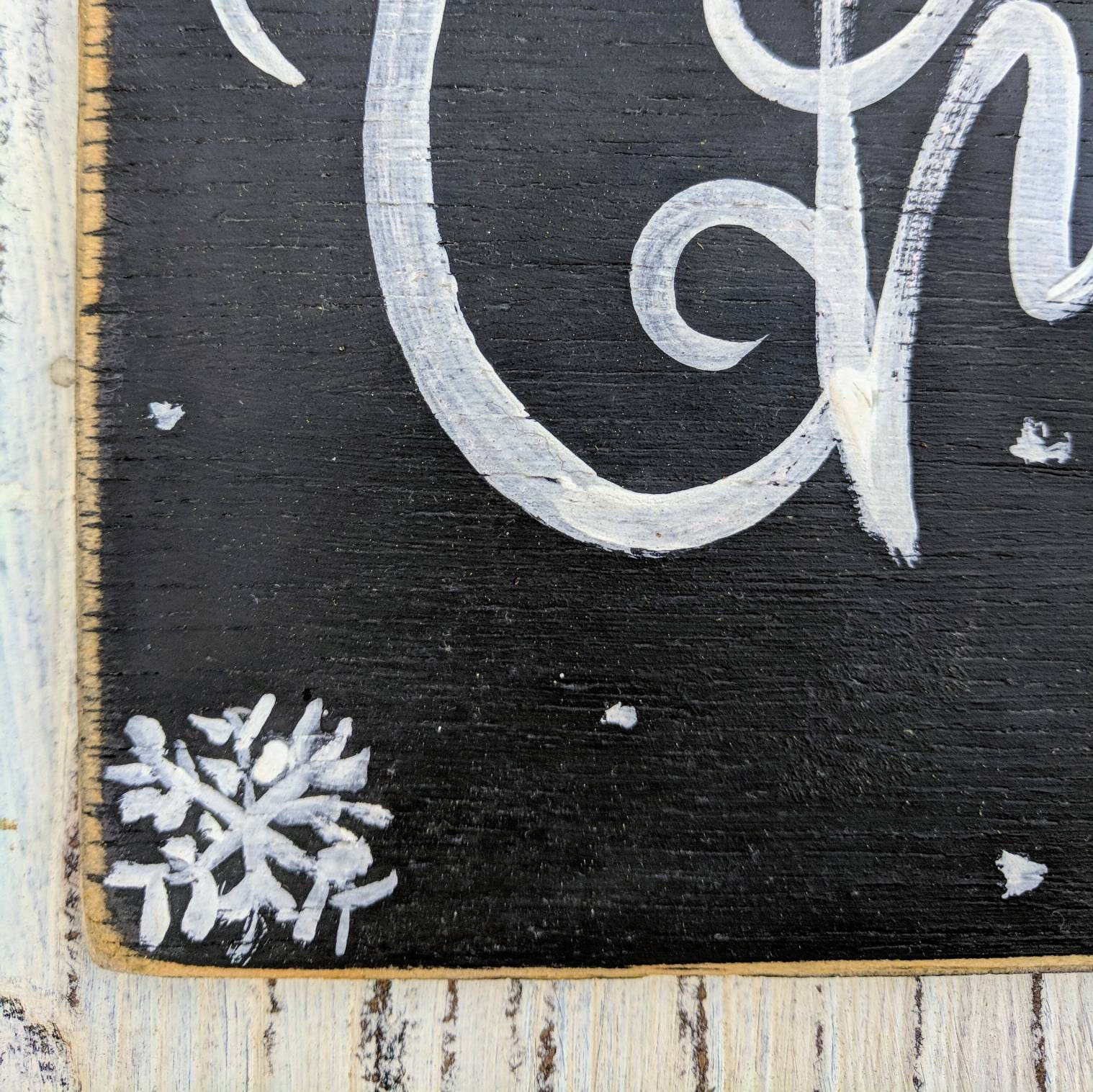 1 - Rustic Christmas Decor For Sale