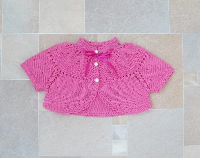 red christmas sweater knitted baptism bolero Bolero baby girl christening birthday cotton bolero newborn short sleeve white bolero