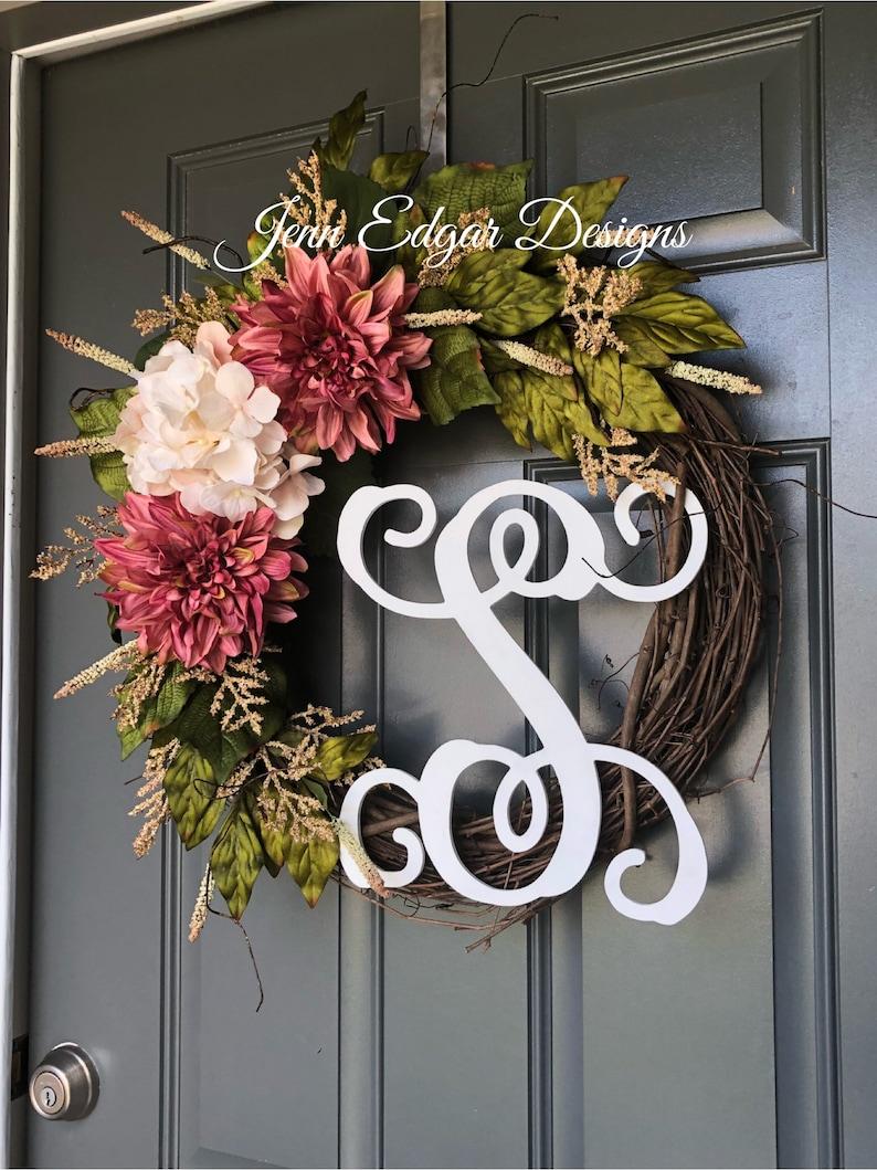 everyday wreath summer wreaths Spring Wreath wreaths for front door summer door wreath Summer Wreaths for front door Front door wreath
