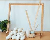 "The Big Mama Weaving Loom - XL size 60 cm x 50 cm (23.5"" x 19.5"")"