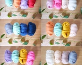Merino Roving Bundle - 200g - Choose your combo!