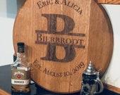 Laser Engraved Bourbon Ba...