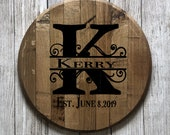 Kentucky/Bourbon Barrel H...