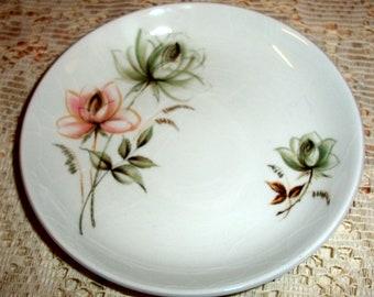 "Vintage Myott Staffordshire England ""Fantasia "" Pin Dish"