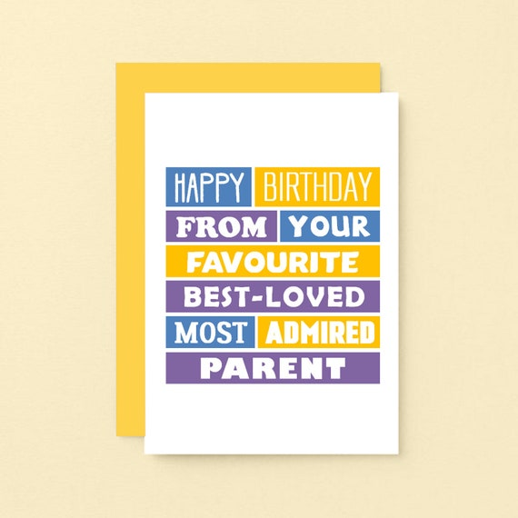 Funny Birthday Card Son For Daughter