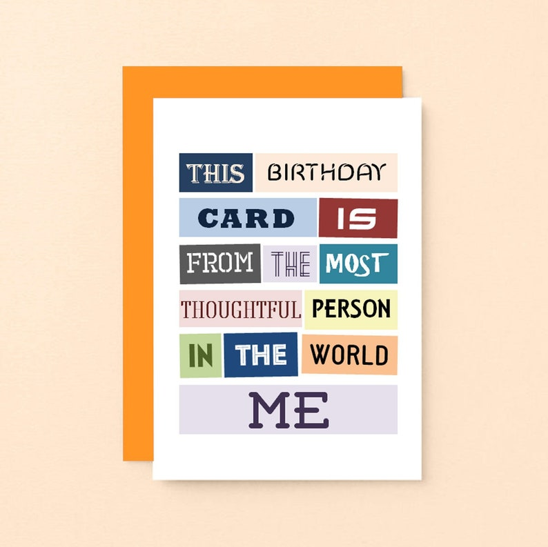 Funny Birthday Card For Friend | Happy Birthday Sister | Uncle Birthday  Card | Birthday Card For Cousin | SE0080A6