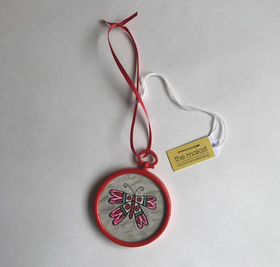 Butterfly Ornament 3