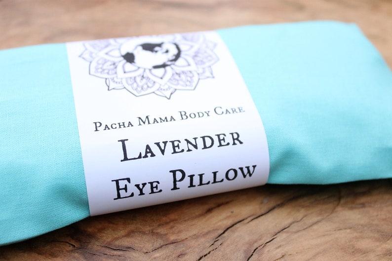 Lavender Eye Pillow image 0