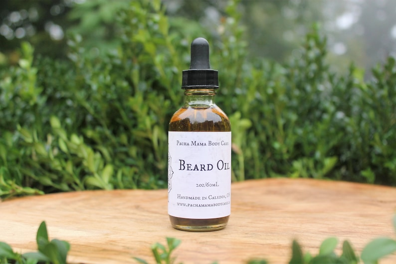 Earthy Beard Oil image 0