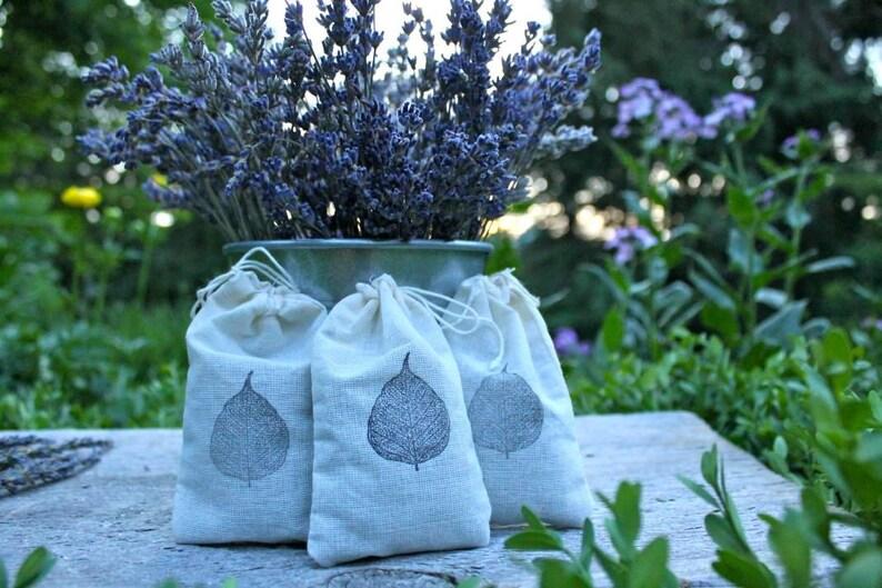 Lavender Sachet  Drawer Sachet  Air Freshener  Linen Sachet image 0