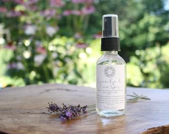 Lavender Room & Linen Spray