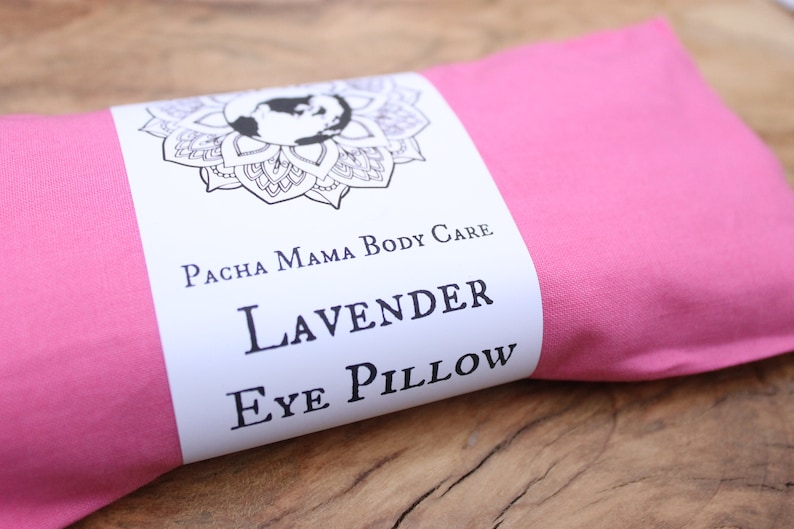 Lavender Eye Pillow image 0