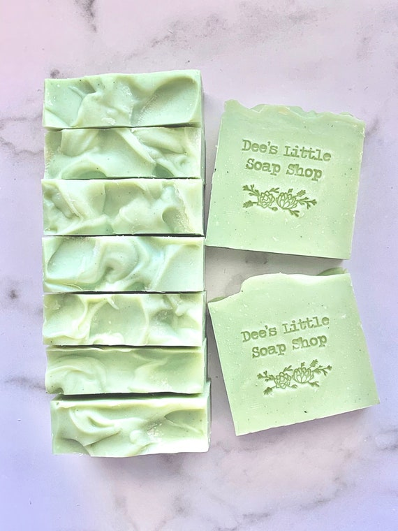 Mint Natural Soap