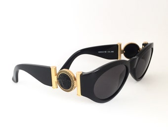 baadb976cc9f1 Gianni Versace MOD.617 B COL.852 Vintage Sunglasses