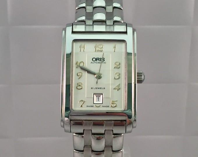 ORIS watch lady automatic steel