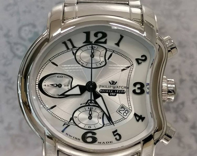 Watch Philip Watch 150 Anniversary Chrono automatic limited edition 500pz. Never worn.