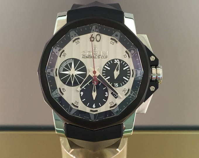 Watch CORUM ADMIRAL's CUP Challenge 44 Limited Edition 100 exemplary