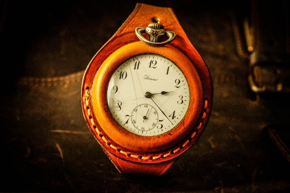 SONIA Watch, ANTIQUE Watch, pocket watch, depose P