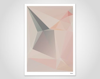 Pastel 6 — Poster, Art Prints, Pictures, Scandinavian, Art, Decoration, Paper, Christmas, Love, Gift, Friendship, Autumn, Family