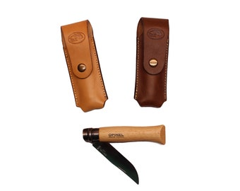 Opinel Leather case - Made in FRANCE