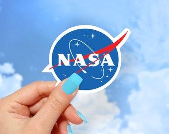 NASA Sticker, Vinyl Stickers, Cute Stickers,  Laptop Sticker