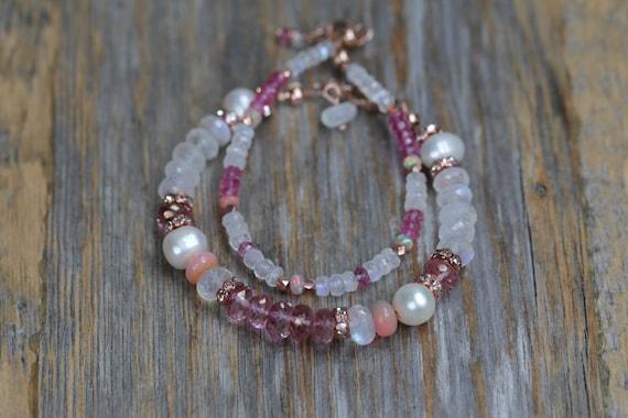 Custom for MJ - bracelet pair