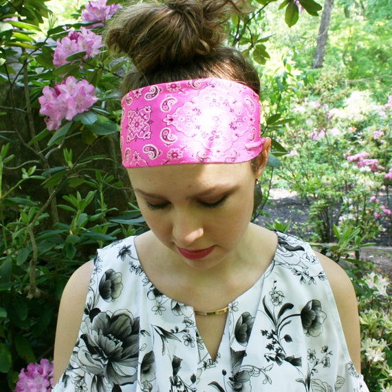 Cowgirl Headband Running Headband Yoga Headband Workout  de82976afea