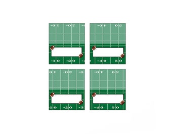 Football Themed Food Labels, Printable Tent Cards, DIY Birthday Party Decorations, Table Tent Cards, INSTANT DOWNLOAD