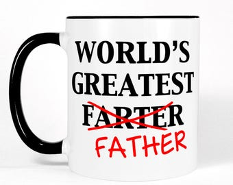 Dad Mug   Dad Birthday Gift for Dad Gift   Father's Day Gift from Daughter   Ceramic Coffee Mug   Fathers Day Mug   Funny Fathers Day Gift