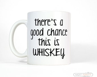 Mens Personalized Mens Gift | Brother Gift for Brother | Personalized for Him | Whiskey Mug | Funny Gift for Him or Her | Husband Gift