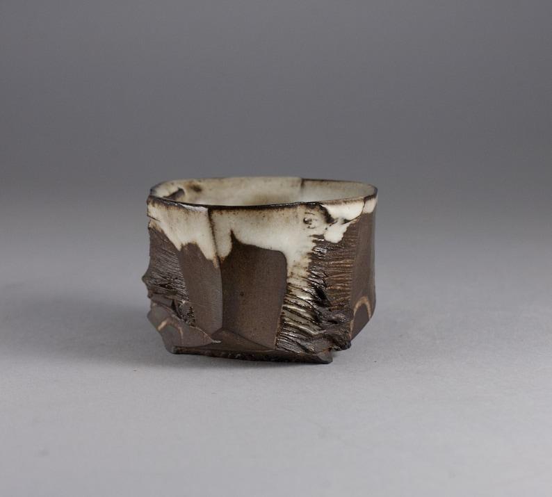 Sake Cup by Paul Fryman. Wood-Fired Guinomi