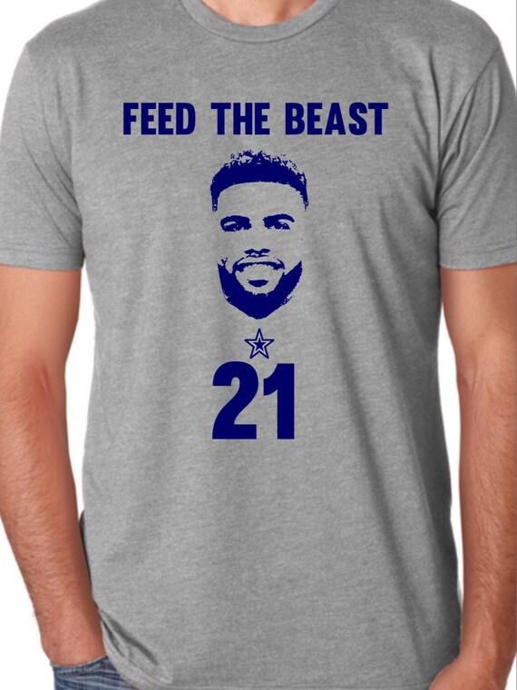 low priced 93802 dd870 Zeke Elliott t shirt