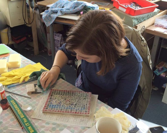 An Afternoon of Mosaics