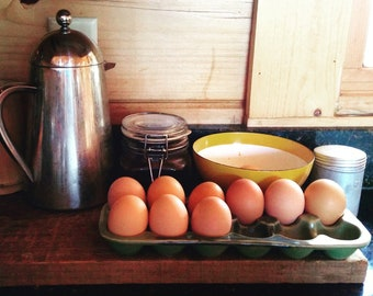 Ceramic Egg Tray
