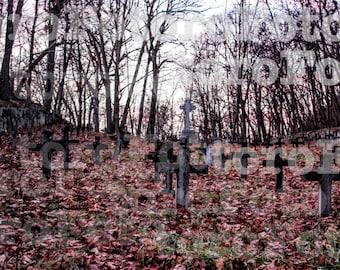 The Cemetery of the Nuns : Peekskill NY