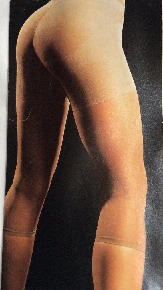 capri lenght pantyhose anti cellulite tights spanky butt etsy. Black Bedroom Furniture Sets. Home Design Ideas