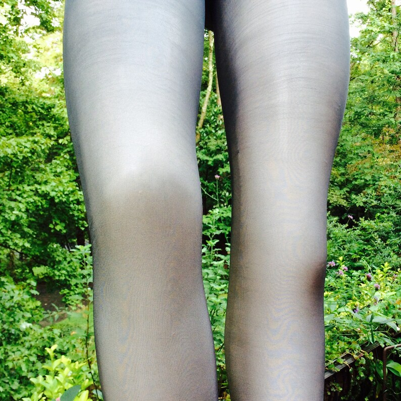 2 PC Ultra Sheer Nude Pantyhose with Lycra Spandex  Made in Italy By Joanna Trojer Tights Italian Fashion Luxury Lingerie Elegant Wedding