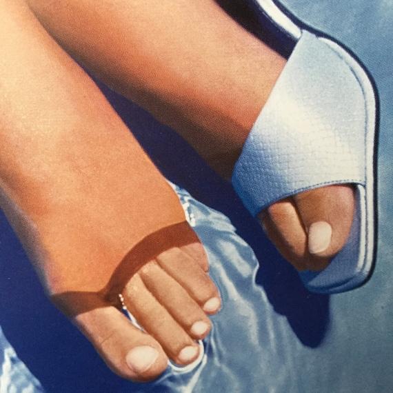 c27facfd7 2p Open Toe Sandal Foot Pantyhose Toeless Sheer Stocking